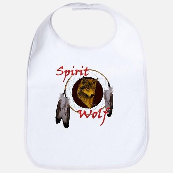 Spirit Wolf Bib