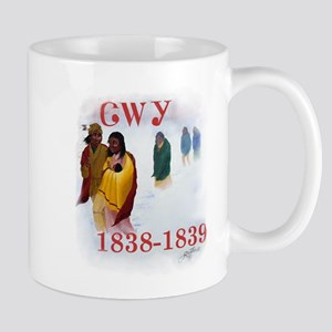 Cherokee Trail of Tears Mug