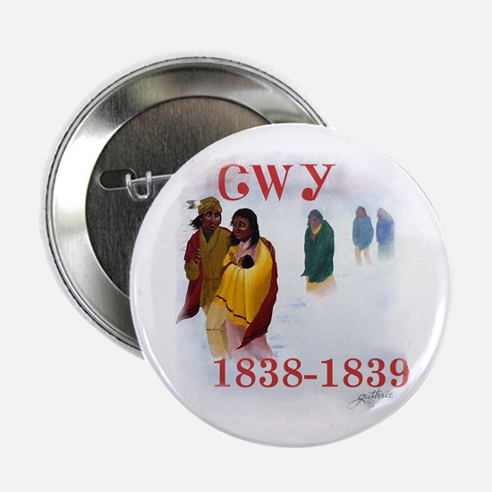 """Cherokee Trail of Tears 2.25"""" Button"""