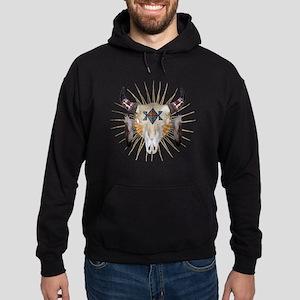 Southwest Buffalo Star Hoodie (dark)