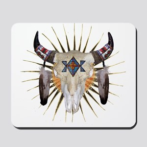 Southwest Buffalo Star Mousepad