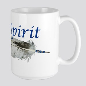 Eagle Spirit Large Mug