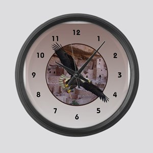Mesa Verde Monarch Large Wall Clock