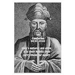 Eastern Wisdom: Confucius Quote: Nature Habit