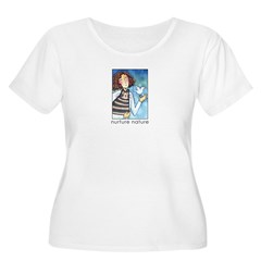 NATURE LOVER No. 2... Womens Plus Size T-Shirt