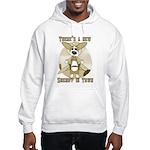 Sheriff Corgi Hooded Sweatshirt