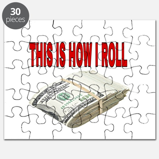This is how I roll Puzzle