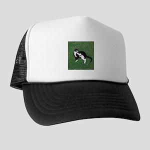 Kitty Trucker Hat