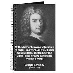 Irish Idealist: George Berkeley Journal