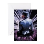 Fantasy Female Nude Greeting Cards (Pk of 10)