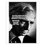 Philosopher Bertrand Russell: Certainty & Doubt