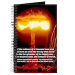 Atomic Bomb: Oppenheimer Journal