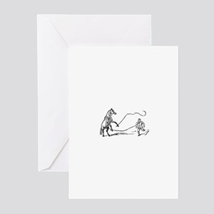 Lunging Greeting Cards (Pk of 10)