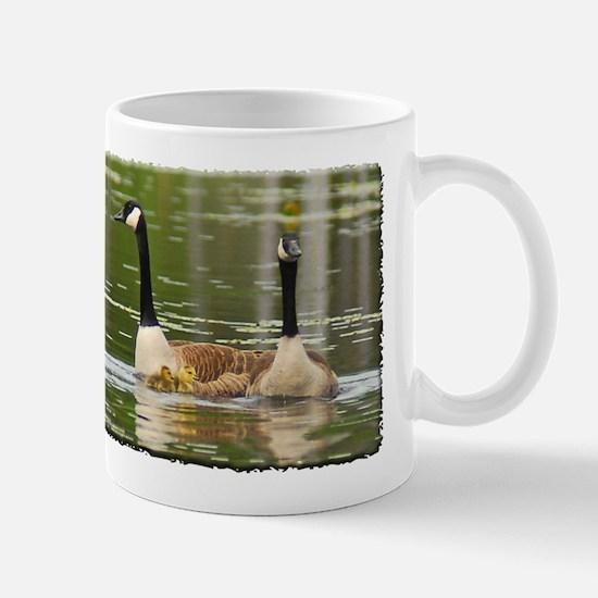 Goose Family Mug