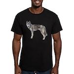 MCK Karhu Men's Fitted T-Shirt (dark)