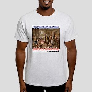 Second American Revolution Light T-Shirt