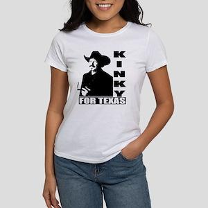 Kinky for Texas Women's T-Shirt