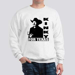 Kinky for Texas Sweatshirt