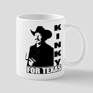 Kinky for Texas Mug