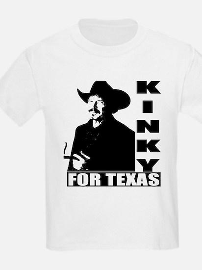 Kinky for Texas T-Shirt