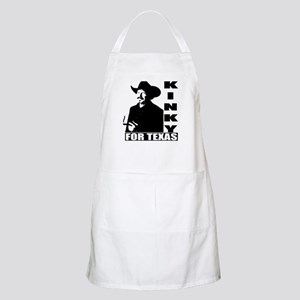 Kinky for Texas BBQ Apron