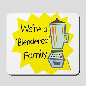 Blendered Family Mousepad
