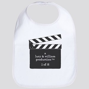 A Mom and Dad Production Baby Bib