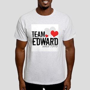 Team Edward Light T-Shirt
