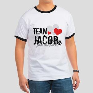 Team Jacob - Join the Pack! Ringer T