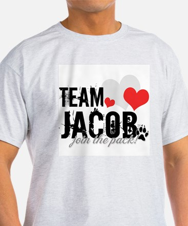 Team Jacob - Join the Pack! T-Shirt