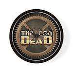 The Cog is Dead Gear Wall Clock