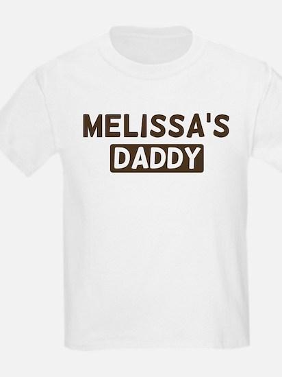 Melissas Daddy T-Shirt