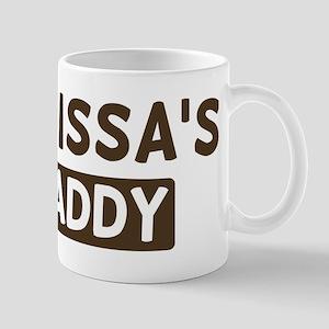 Melissas Daddy Mug
