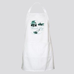 Think Big Construction BBQ Apron