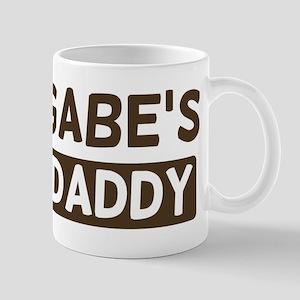Gabes Daddy Mug