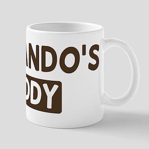 Fernandos Daddy Mug