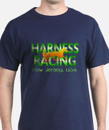 Harness Racing New Jersey T-Shirt
