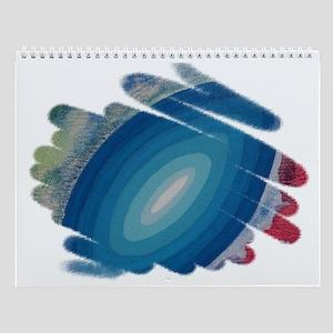 BLUE RHAPSODY Wall Calendar
