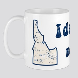 Vintage Idaho Mug