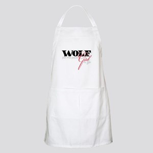 Wolf Girl - join the pack! BBQ Apron