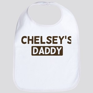 Chelseys Daddy Bib