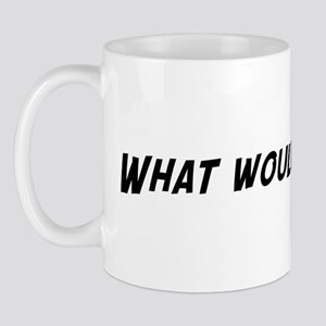 What would Louis do? Mug