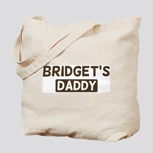 Bridgets Daddy Tote Bag