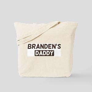 Brandens Daddy Tote Bag