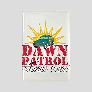 Dawn Patrol FL Rectangle Magnet