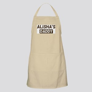 Alishas Daddy BBQ Apron