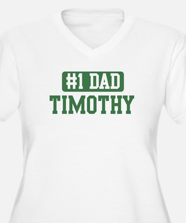 Number 1 Dad - Timothy T-Shirt