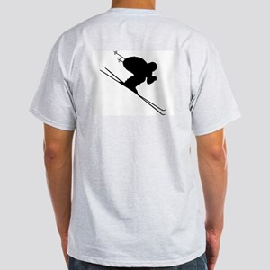 DOWNHILL SKIER Light T-Shirt