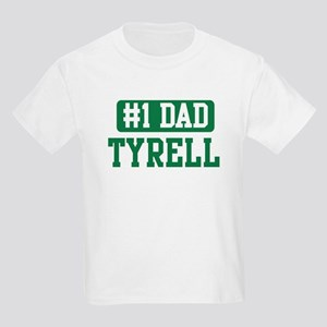 Number 1 Dad - Tyrell Kids Light T-Shirt