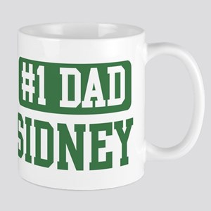 Number 1 Dad - Sidney Mug